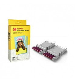 """KODAK 10 sheets x 2 pack 2.1*3.4"""" photo paper with ink cartridge (MC-20 ordinary photo paper) for MS210/PM220 - MC-20 2pack"""
