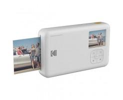KODAK MINI SHOT Wireless Instant Camera (White) - MS-210W WHITE