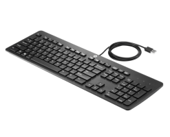 HP USB Slim Business Keyboard - N3R87AA#UUF