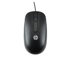 HP USB 1000dpi Laser Mouse - QY778AA