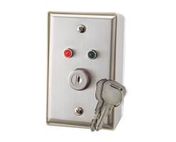 APO/AEI locking contact key switch REMOTE KEY SWITCH STATIONS - RKS-2L
