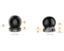 IMOU 1080P H.265 Wi-Fi Pan & Tilt Camera - Ranger Pro