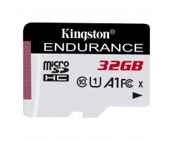 Kingston's High Endurance microSD Card-SDCE/32GB