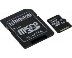 Kingston's Canvas Select™ microSD card-SDCS/64GB