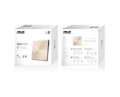 ASUS ZenDrive U9M – ultra-slim portable 8X DVD burner - SDRW-08U9M-U GOLD