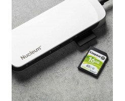 Kingston's Canvas Select™ SD card-SDS/16GB