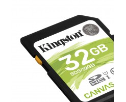 KingSton Canvas Select SD Memory Card-SDS/32GB