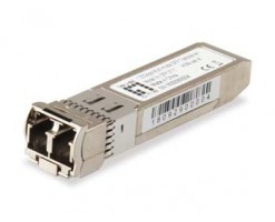 Level One 1.25G transceiver, 1310nm FP-LD MLX, (MMF 2km), Duplex LC - SFP-3111