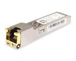 Level One 1.25Gbps Copper SFP Transceiver, 100m, RJ45 - SFP-3841