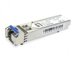 Level One 1.25Gbps Single-mode BIDI SFP Transceiver, 10km, TX 1310nm / RX 1550nm - SFP-9221