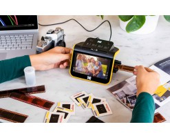 KODAK - SLIDE N SCAN Digital Film Scanner - RODFS50
