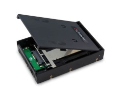 Kingston SSD 2.5 Inch To 3.5 Inch SATA Carrier Enclosure Drive - SNA-DC2/35