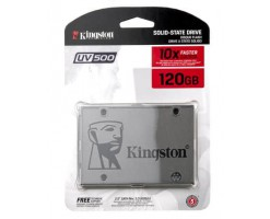 KingSton UV500 SATA SSD Self-Encrypting SSD in M.2 and mSATA - SUV500/120G