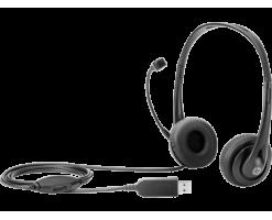 HP Stereo USB Headset - T1A67AA