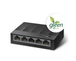 TP-Link 5-Port 10/100/1000Mbps Desktop Switch - TL-LS1005G