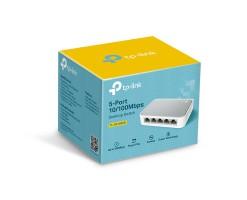 TP-Link 5-Port 10/100Mbps Desktop Switch-TL-SF1005D
