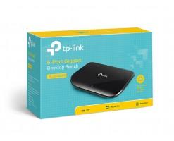 TP-Link Full Gigabit Ethernet Switch - TL-SG1005D