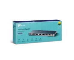 TP-Link 16-port Gigabit Desktop Switch - TL-SG116