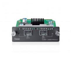 TP-Link 10-Gigabit 2-Port SFP + Module - TL-TX432