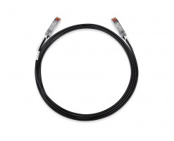 TP-Link With a passive twin-ax cable assembly of 1 meter and two SFP+ connectors on each side - TL-TXC432-CU1M
