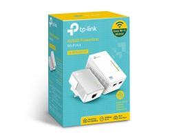 TP-Link 300Mbps Wi-Fi Range Extender, AV600 Powerline Edition Wireless access point - TL-WPA4220-KIT