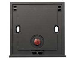 Schneider 1 Gang 2 Way 250V 16AX Switch, Amber LED - U201SPM/2 A00