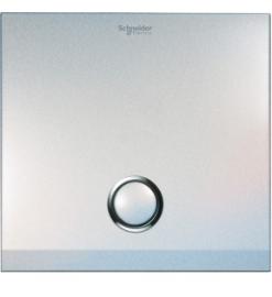Schneider 1 Gang 2000VA Zigbee Switch Cover Plate, Pearl White- UC21SW XPW