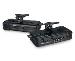 Vacron WiFi / 3G+4G 2CH 1080P+720P Smart Driving Recorder - VG07-WIFI
