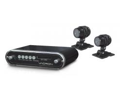 Vacron WiFi / 3G+4G / 1080P+1080P Smart Driving Recorder - VG31B