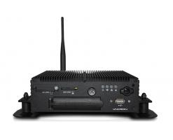 Vacron 4CH 1080P Mobile DVR Vehicle Surveillance System - VVH-MD42D
