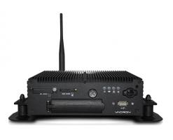 Vacron 8CH Mobile DVR Vehicle Surveillance System - VVH-MD82D