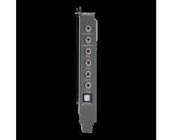 ASUS-7.1 PCIe gaming sound card with 192kHz/24-bit Hi-Res audio quality, 150ohm headphone amp, high-quality DAC-Xonar AE 7.1