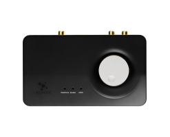 ASUS-Xonar U7 MKII 7.1 USB sound card with headphone amplifier, 192kHz/24-bit HD sound, 114dB SNR-Xonar U7 MKII