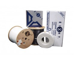 EIGHT RG59 - Coaxial Cable(100Yard)